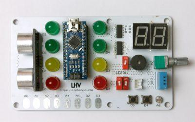 The LHV-STEM kit